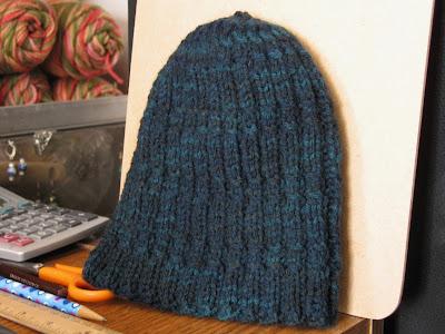 sister's Christmas hat
