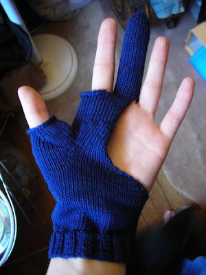 TIG glove