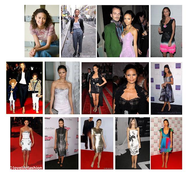 Love Life Fashion Thandie Newton Style