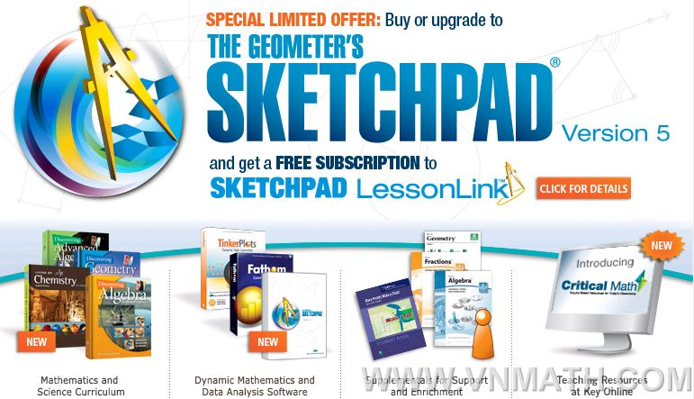 The Geometers Sketchpad 5