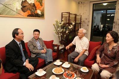 Chính phủ cấp cho GS Ngô Bảo Châu căn hộ Vincom