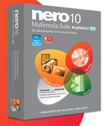 Descargar Quemador Nero Gratis Download