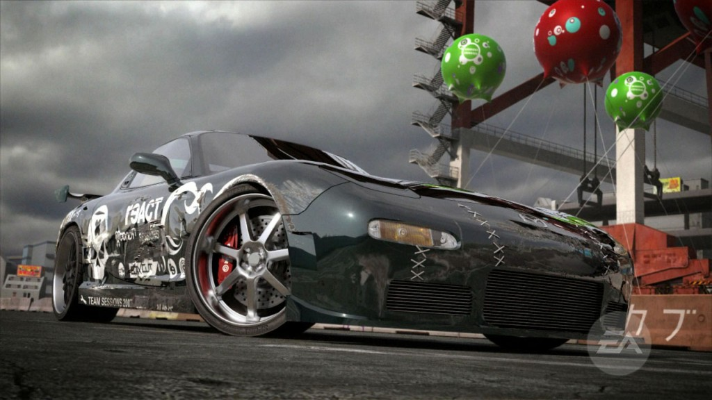 Need For Speed HD & Widescreen Wallpaper 0.399268337459309
