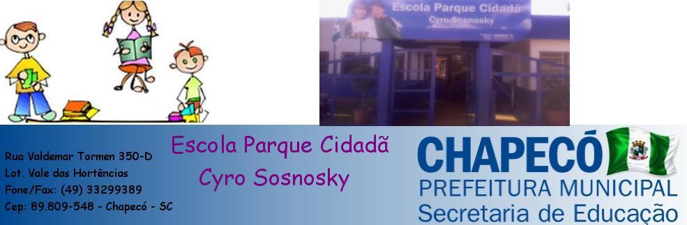 Escola Parque Cidadã Cyro Sosnosky