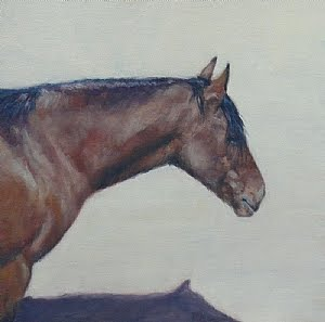 A Painting Day: American Quarter Horse Hall Of Fame & Museum