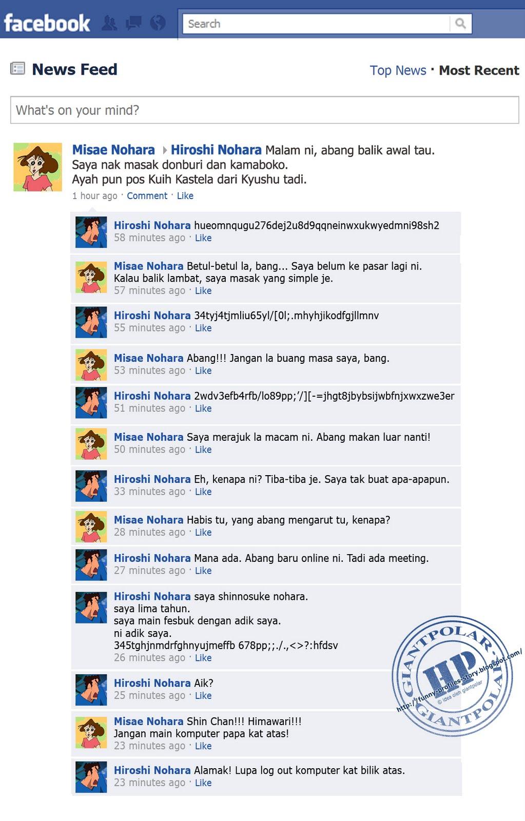 Semua gambar diambil dari blog http://funny-profiles-story.blogspot ...