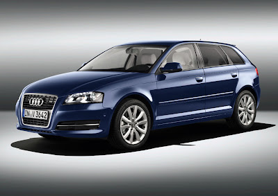 2011 Audi A3 Sportback First Look
