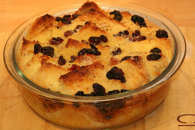 ... Travels: Traditional English Recipe - Graham's Bread & Butter Pud...