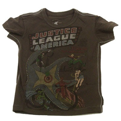 Superhero Baby Clothes