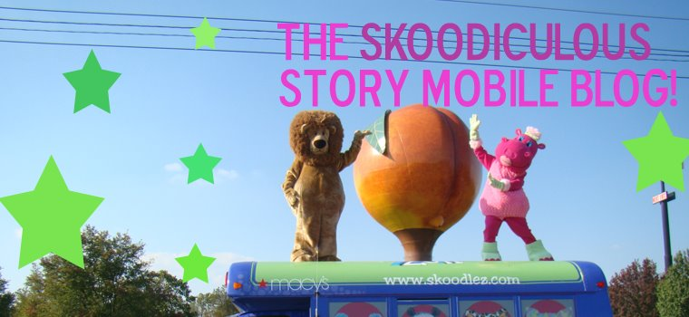 The Skoodiculous Story Mobile Blog