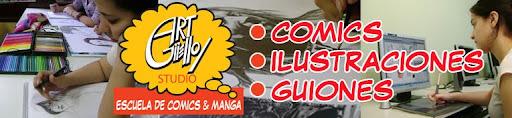 Artguello Escuela de comics