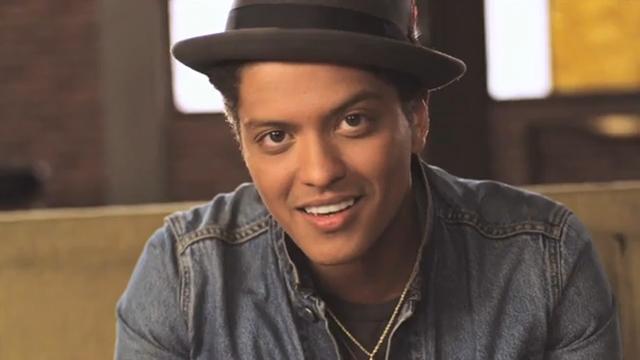 bruno mars hair. runo mars hair. Bruno Mars - Just The Way You