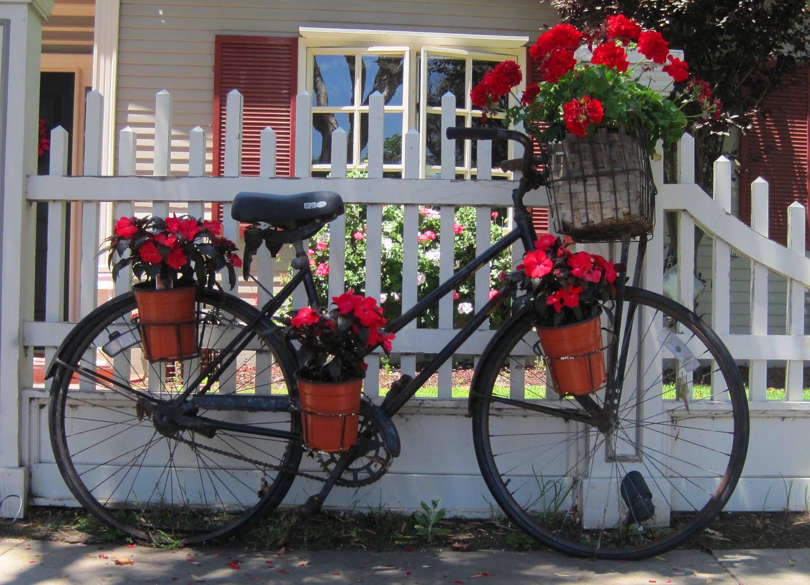 Оформление велосипеда своими руками