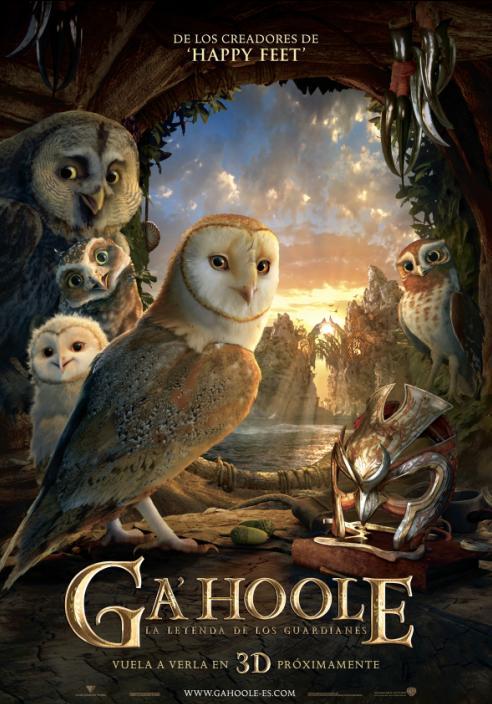 GaHoole: La leyenda de los Guardianes