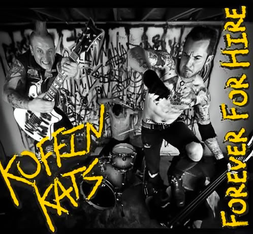 Rockabilly/Psychobilly Info: Koffin Kats interview, part 1: the ...