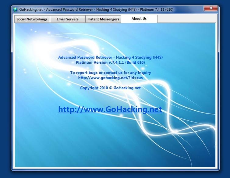 Gohacking.Net Free Full Version