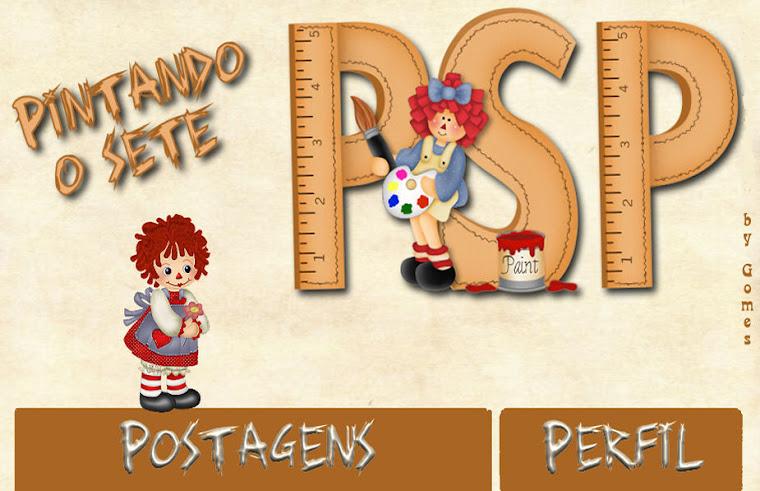 Pintando o Sete no PSP