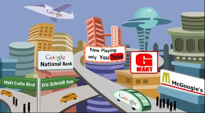 monopoly,google,web browser,blog,future,macdonalds,adsense