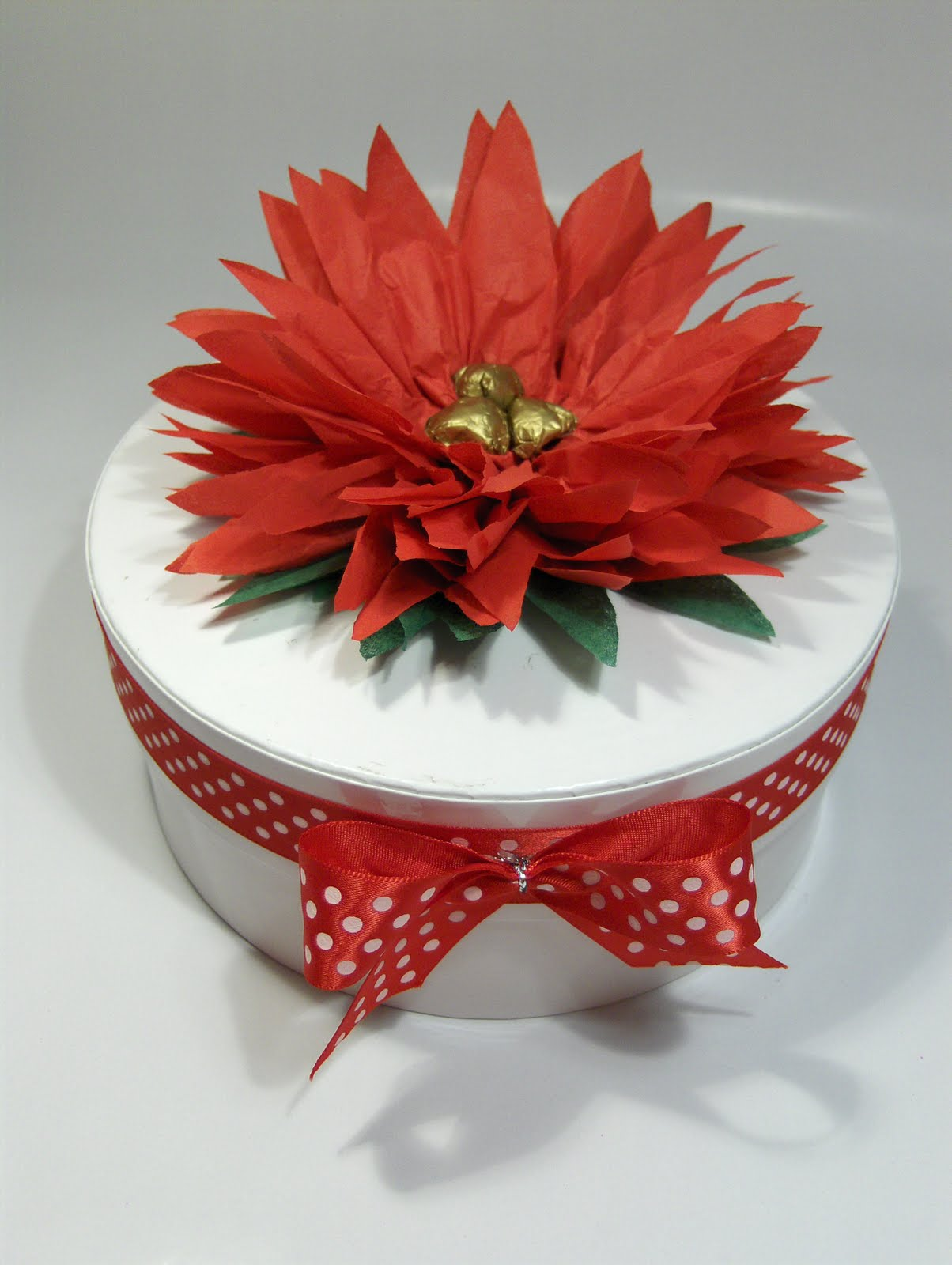 The Essential Packaging Store Blog Tissue Paper Poinsettia Flowers