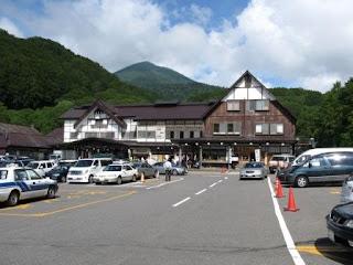 Sukayu-Onsen, Aomori