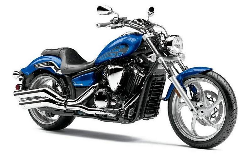MOTOR INDAH  New Yamaha Star Stryker Chopper Style 2011