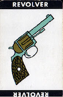 clue weapon card Revolver