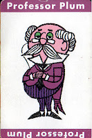 clue character card Professor Plum