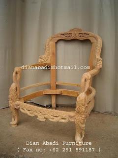 Furniture klasik kursi ukir klasik kursi set tamu klasik ukir jepara supplier kursi klasik jepara set tamu ukir mentah unfinished