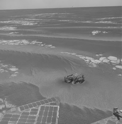 Opportunity Finds Another Meteorite