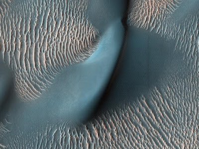 Proctor Crater, Mars