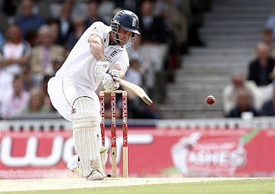 England's Batsmen Find Form In East London