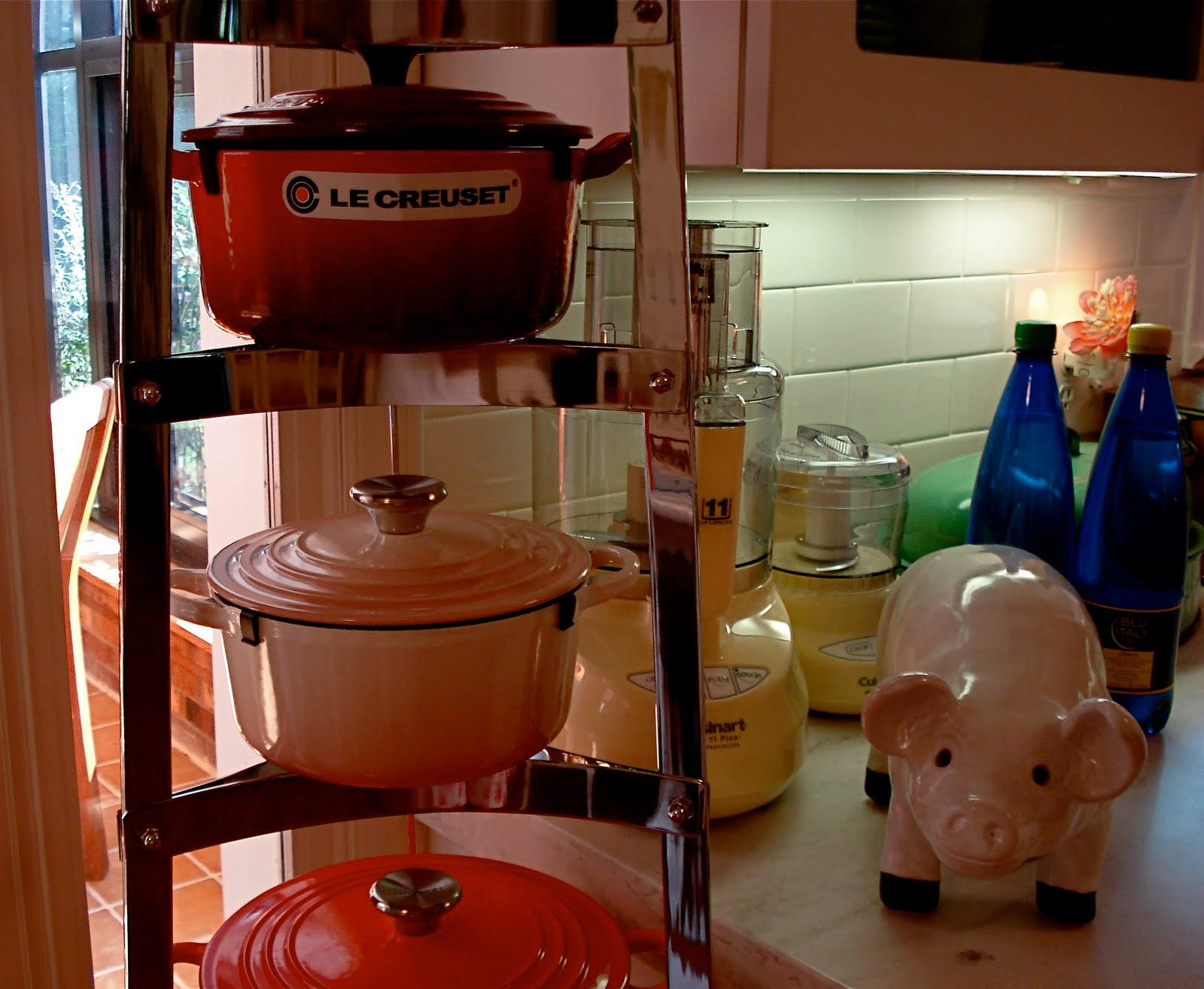 From Captains Daughter to Army Mom The Le Creuset that Almost got