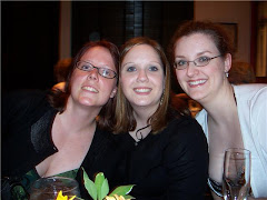 Rachel, Me and Ashleigh at Stefanie's Wedding