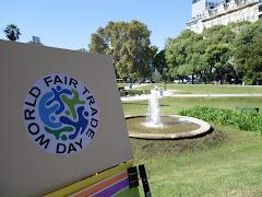 Día Mundial del CJ en Plaza Libertad, Buenos Aires. Foto: www.fundacionsilataj.org.ar