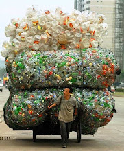 Imagine no more plastic bottles.