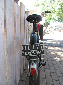 Kronan Cycle - New to me.