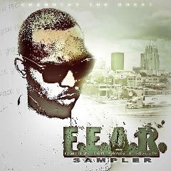 "download  Cham's  ""F.E.A.R"" album sampler"