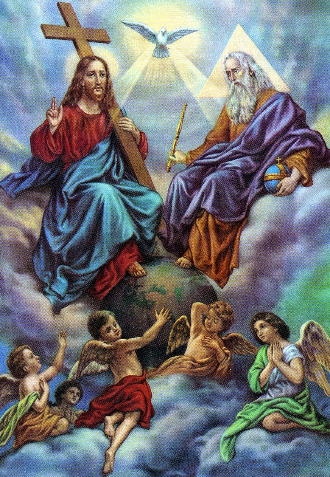 Este sitio web se inauguró el 26 de Mayo del 2013, Solemnidad de la Santísima Trinidad