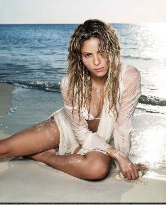 Shakira Beach Bikini Pics