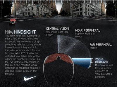 nike hindsight concept glasses