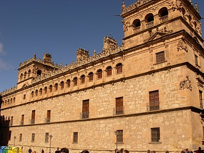 salamanca: palacio de monterrey
