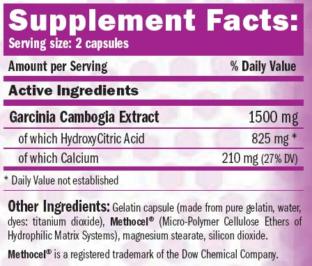 garcinia camogia and colon cleanse together results