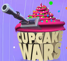 Food network cupcake wars series premiere win recap recipes after a nationwide search for the countrys top bakers i was chosen to compete on the season 1 series premiere of the food network show cupcake wars forumfinder Choice Image