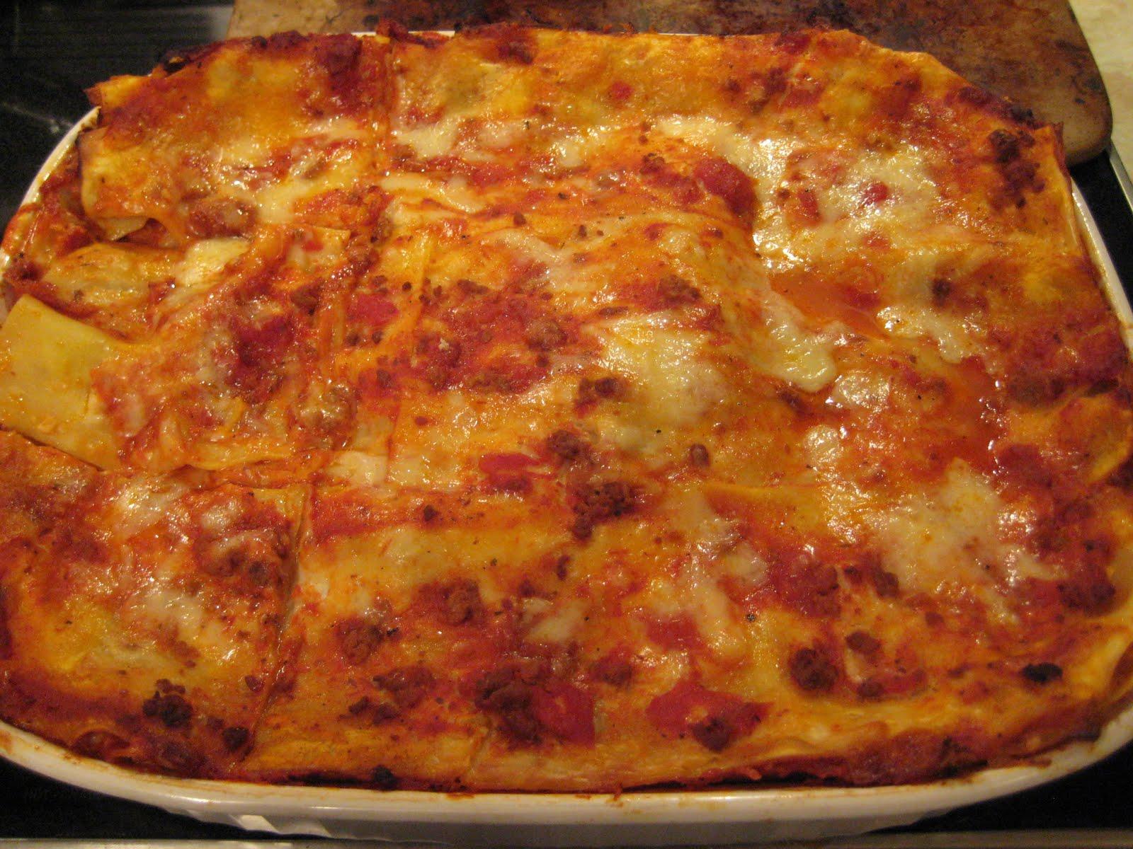 doughadear: Nonna's Lasagna