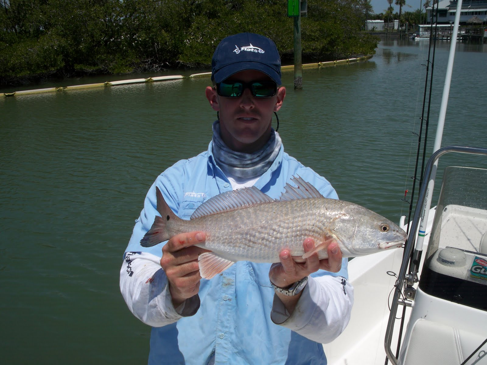 Florida fishing guides fishing reports saltwater boat for Cj strike fishing report