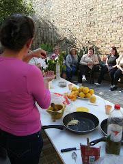 Taller y Degustación de comida tradicional