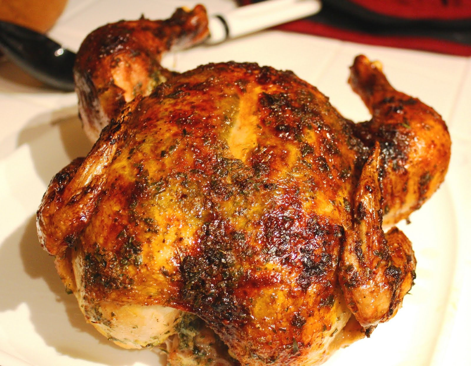 Honey Glazed Lemon Roast Chicken Recipes — Dishmaps