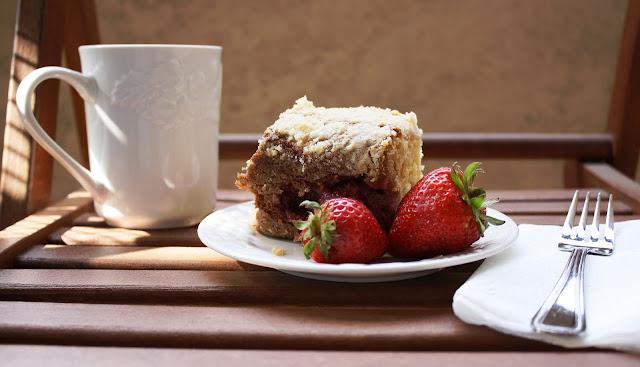 Joy Of Cooking Sour Cream Coffee Cake
