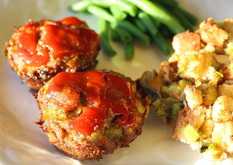 ... mini meatloaves mini meatloaves mini meat loaves recipe key ingredient