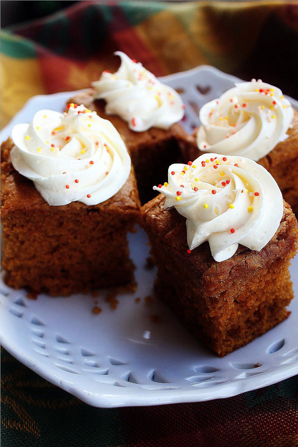 Spicy Pumpkin Gingerbread Recipes — Dishmaps
